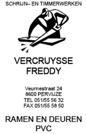 Freddy Vercruysse Pervijze