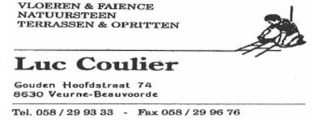 Luc Coulier Beauvoorde