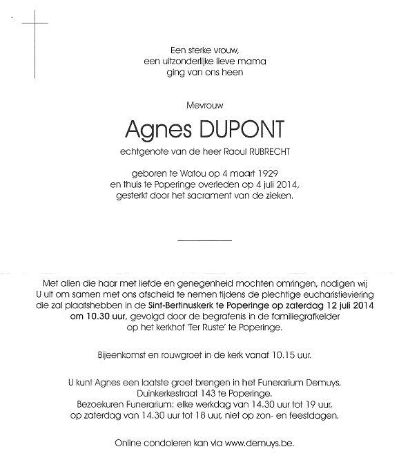 Agnes Dupont